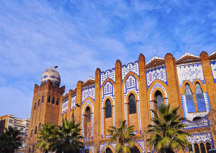 La Monumental Bullring (Plaza de Toros Monumental de Barcelona)