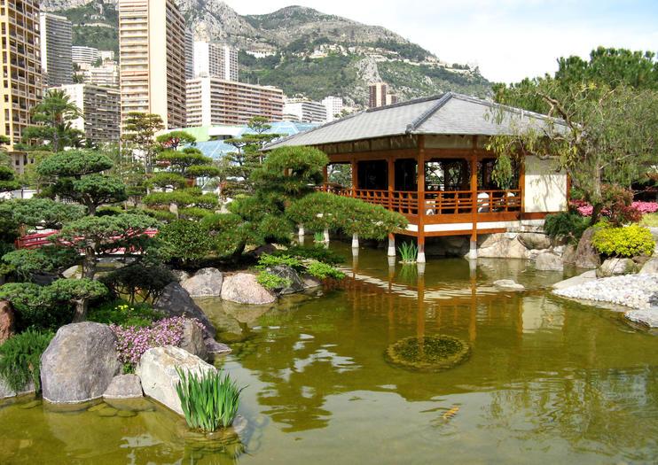 Japanese Garden (Le Jardin Japonais)