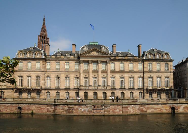 Rohan Palace (Palais Rohan)