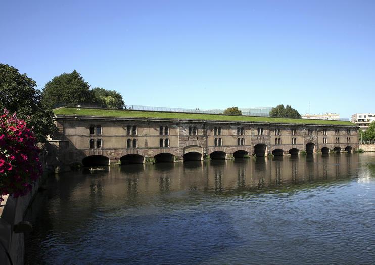Vauban Dam (Barrage Vauban)
