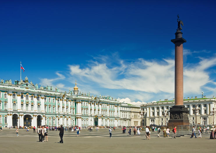 Senate Square (Ploschad Dekabristov)