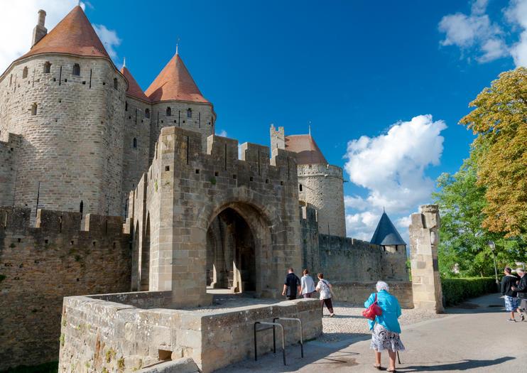 Carcassonne Castle (Cité de Carcassonne)