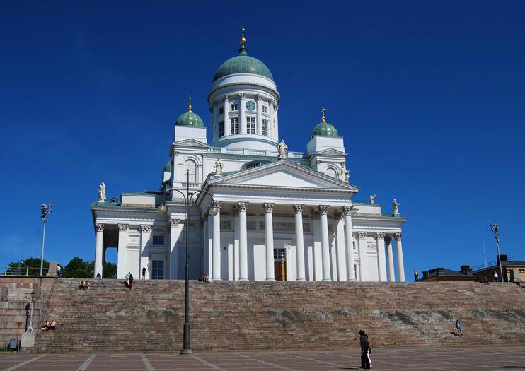 Helsinki Senate Square (Senaatintori)