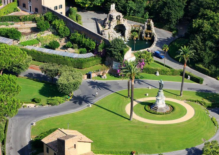 Vatican Gardens (Giardini Vaticani)