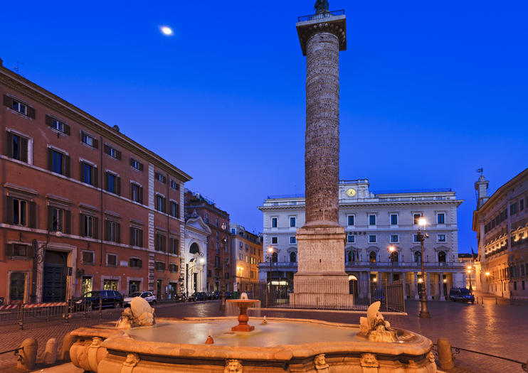 Colonne de Marcus Aurelius