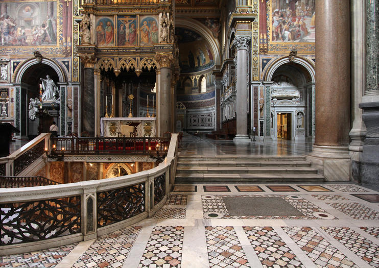 Basilica of St. John Lateran (Basilica di San Giovanni in Laterano)