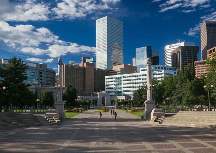 Denver Civic Center Park