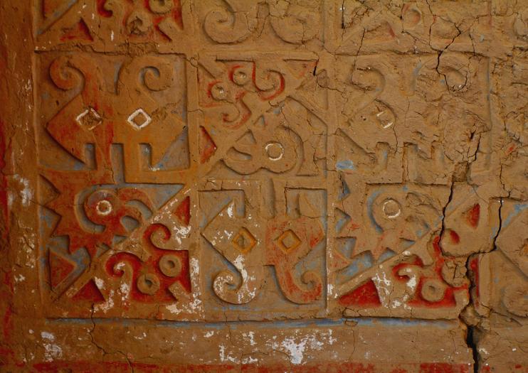 Temples of Moche (Huacas del Sol y de la Luna)