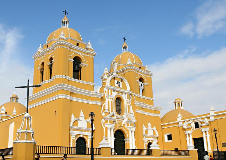 Trujillo Cathedral (Basilica Menor Cathedral)
