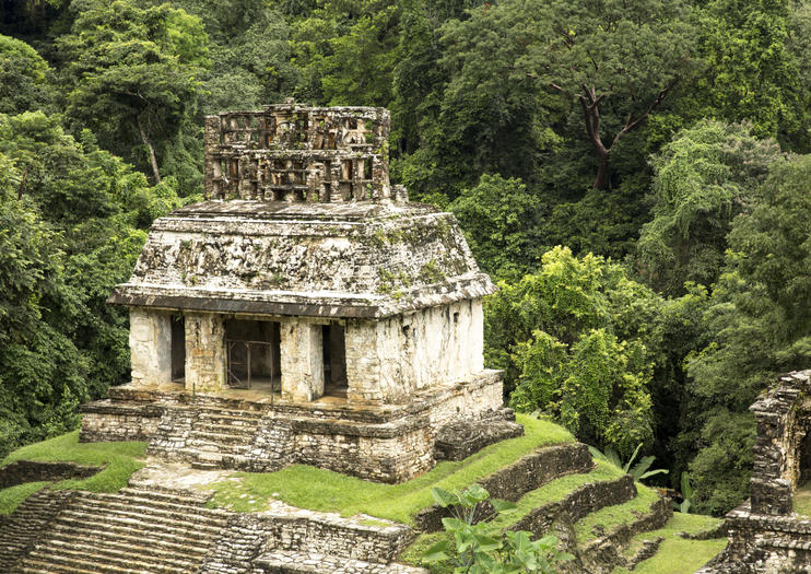 Top Archaeological Sites in Chiapas