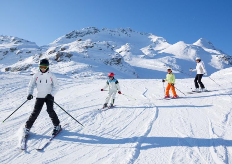 Os melhores lugares para esquiar na Argentina e no Chile