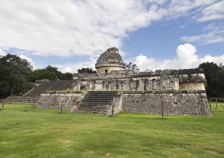El Caracol (Zona Arqueológica El Caracol)