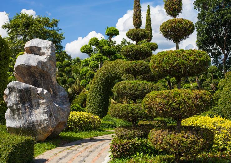 Jardin botanique de Tweechol