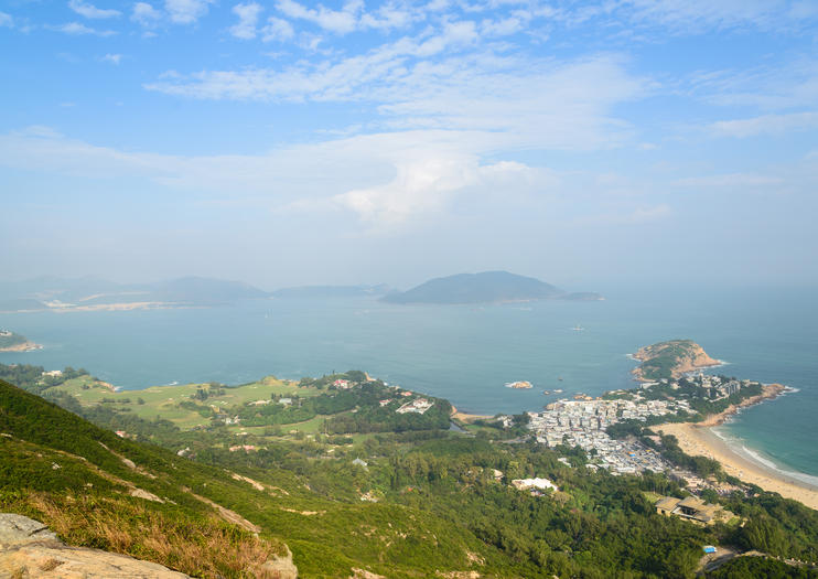 Shek O Peak (Dragon's Back)