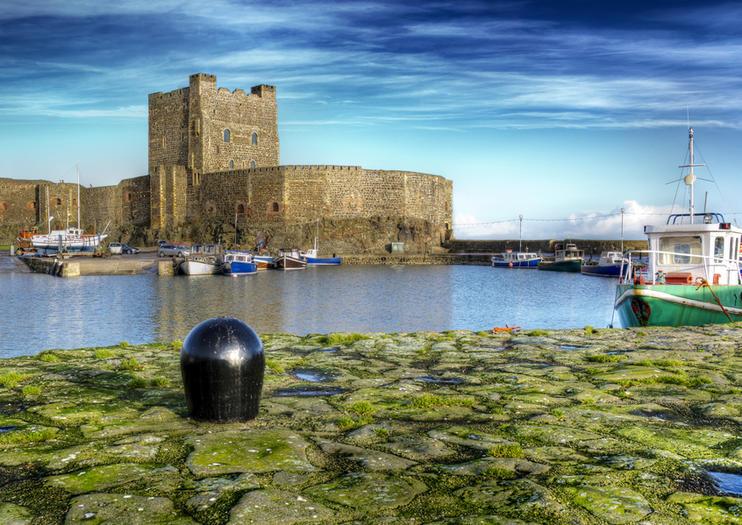 Castelo de Carrickfergus