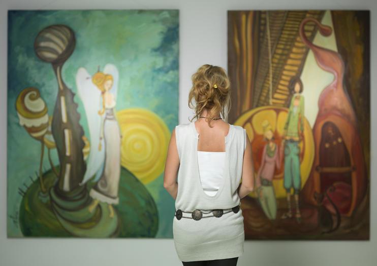 Galería de Bellas Artes Bellagio