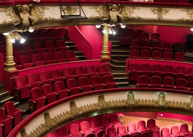 Célestins Theatre (Théâtre des Célestins)
