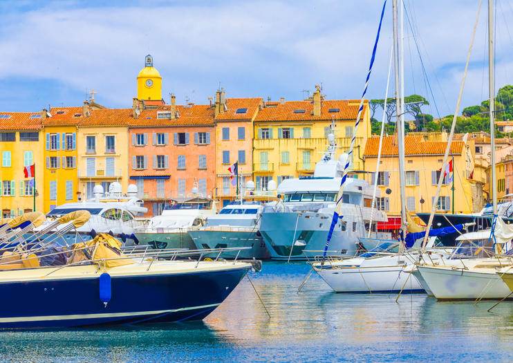 St-Tropez Day Trips from Nice