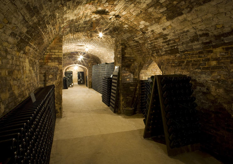 Moët & Chandon Champagne Cellars