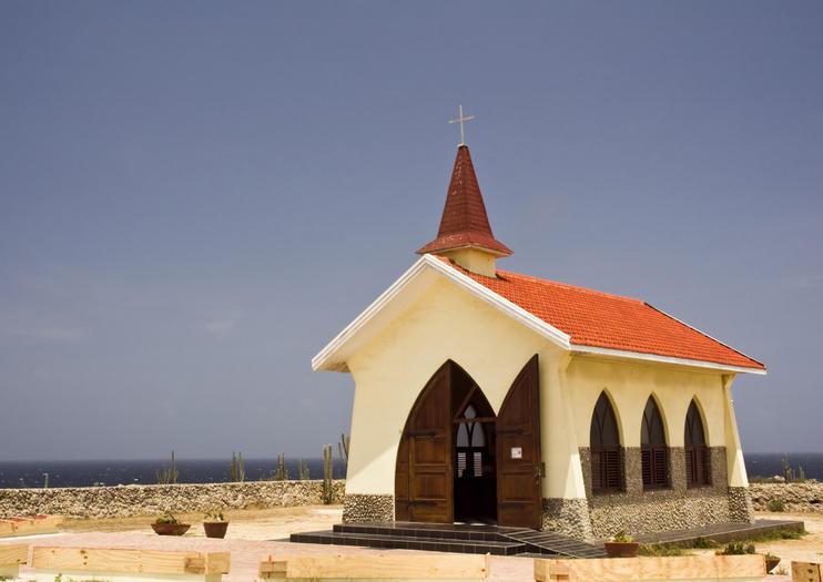 La chapelle d'Alto Vista