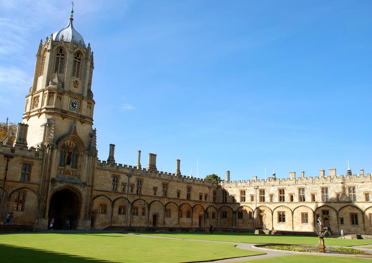 Oxford Architecture Guide