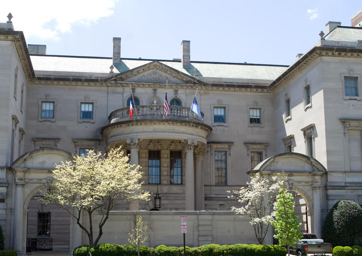 Embassy Row (hilera de embajadas)