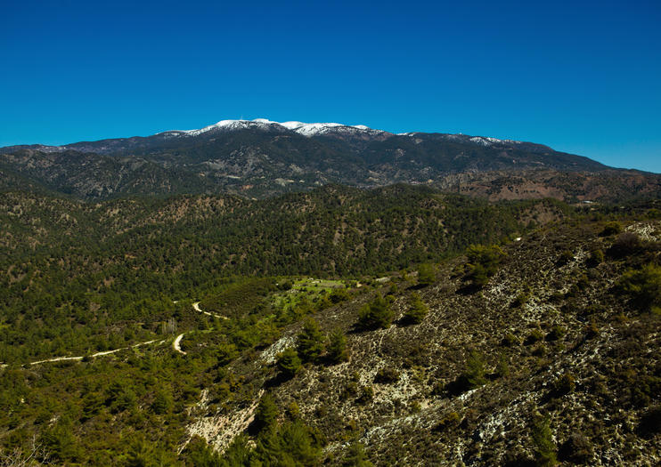 Mt. Olympus (Chionistra)