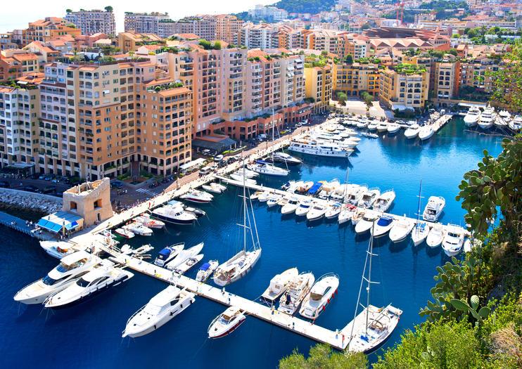 Monaco Tours from Nice