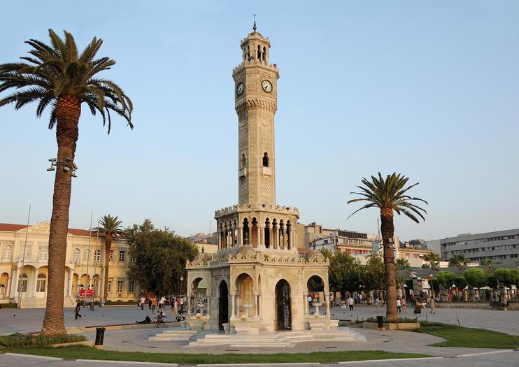 Konak Square (Konak Meydani)