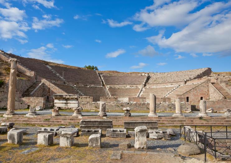 Bergama Asklepion (Pergamon Asclepeion)