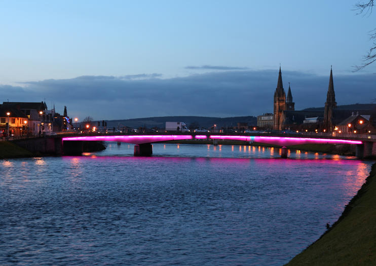 River Ness (Abhainn Nis)