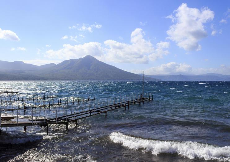 Lago Shikotsu