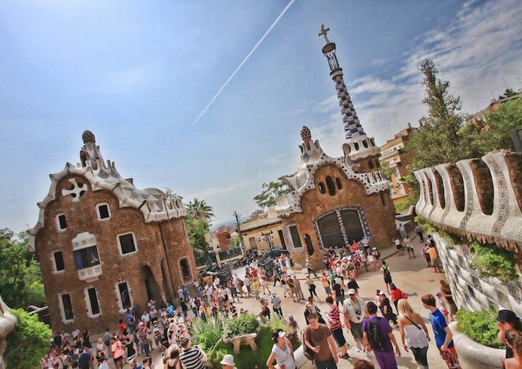 Top 10 over aktiviteter i Barcelona