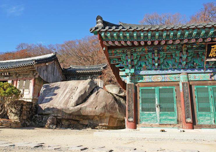 Beomeosa Tempel