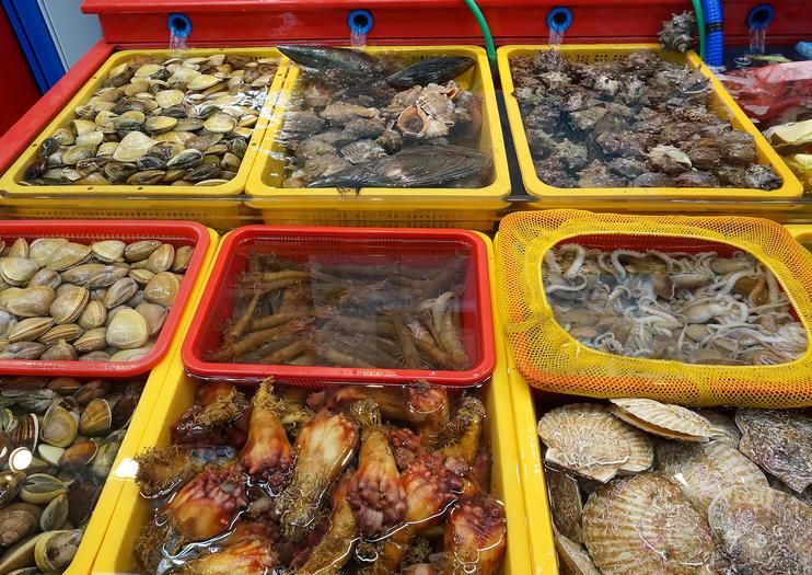 Mercado de Pescado Jagalchi