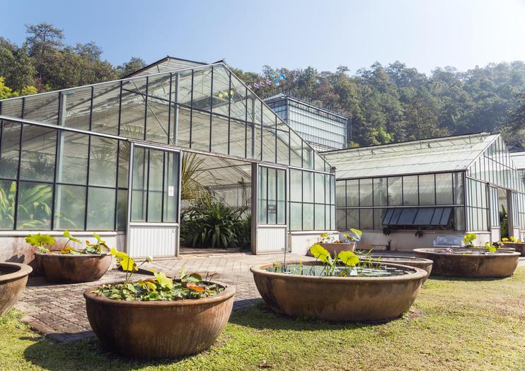Jardín Botánico Queen Sirikit
