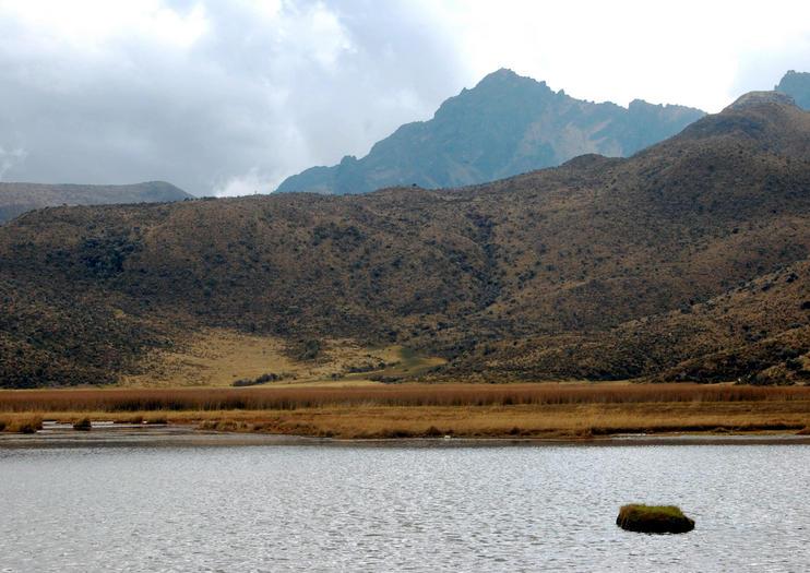 Limpiopungo-Lagune