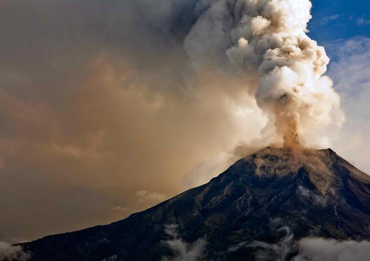 Avenue des Volcans