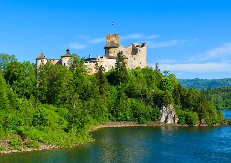 Castillo Niedzica (Castillo de Dunajec)
