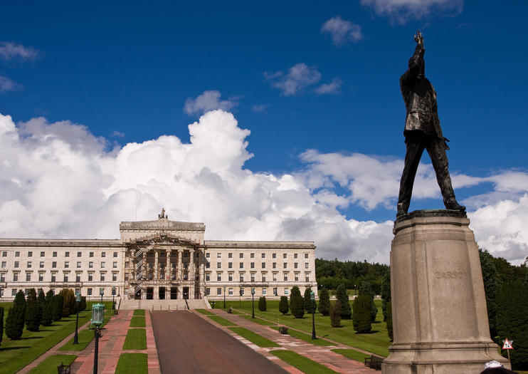 Stormont Estate and Parliament Buildings