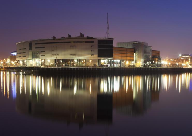 Odyssey Pavilion & SSE Arena