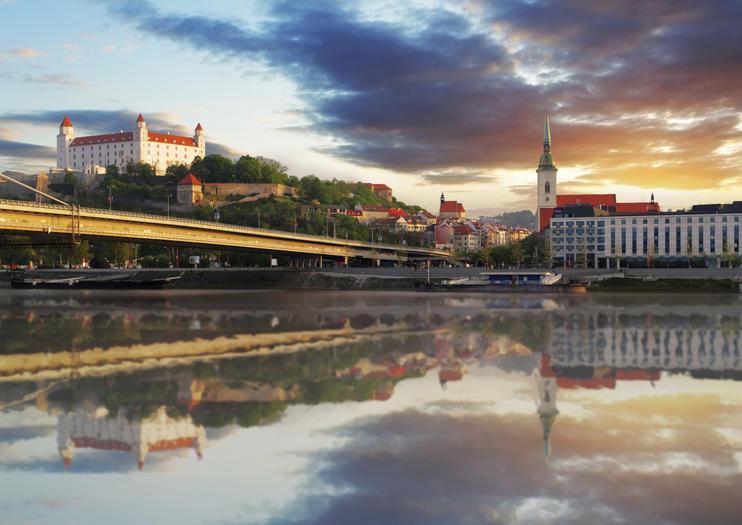 Vieille ville de Bratislava