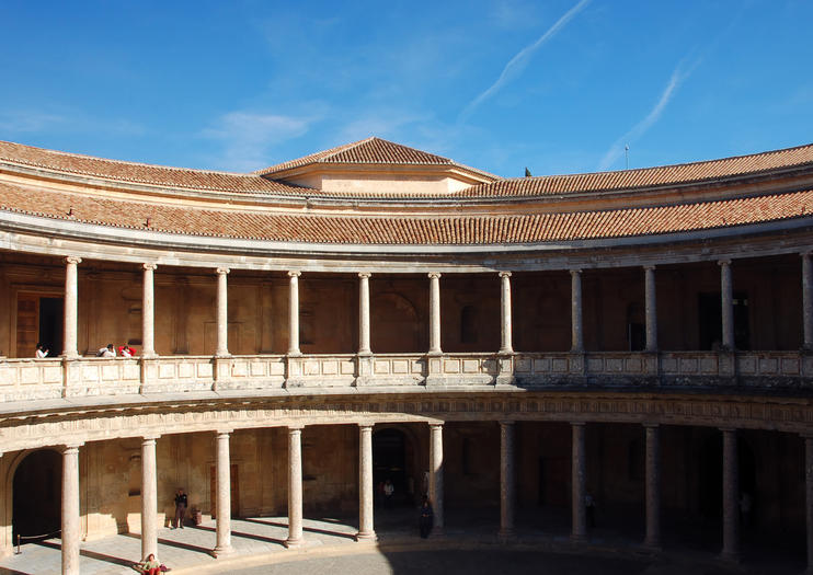Castle of Charles V (Parador de Hondarribia)