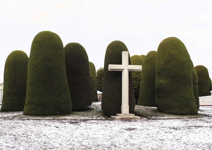 Punta Arenas Municipal Cemetery