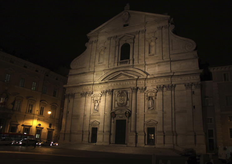 Church of Saint Ignatius of Loyola (Chiesa di Sant'Ignazio di Loyola)