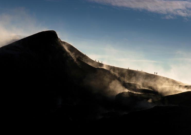 Fimmvörðuháls Volcano