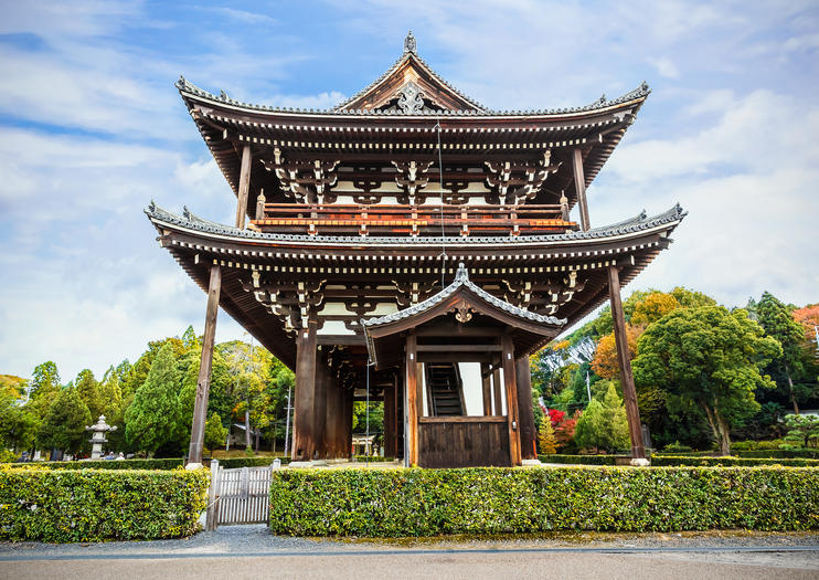 Templo Tofuku-ji