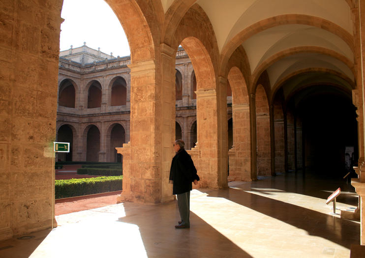Monastery of San Miguel de los Reyes (National Library of Valencia)