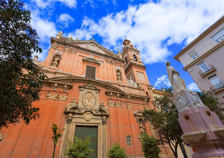 San Vicente Ferrer Haus