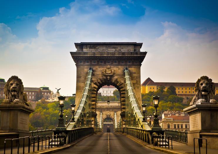 Le pont des Chaînes (Széchenyi Lanchid)